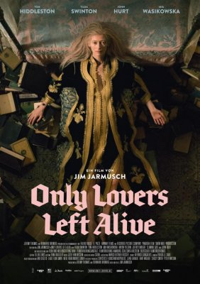 Jim Jarmusch gives his own take on vampires in 'Only Lovers Left Alive'