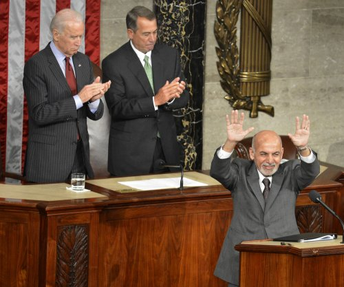 Afghan President Ghani to U.S. Congress: 'Profound debt' owed to America