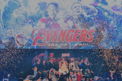 'Avengers: Age of Ultron' rakes in a whopping $27.6M from Thursday opening