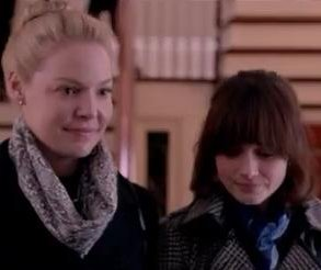 Katherine Heigl, Alexis Bledel marry in 'Jenny's Wedding' trailer