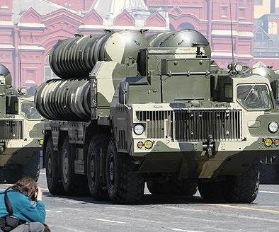 Russia to move S-300 missile systems to Syria base