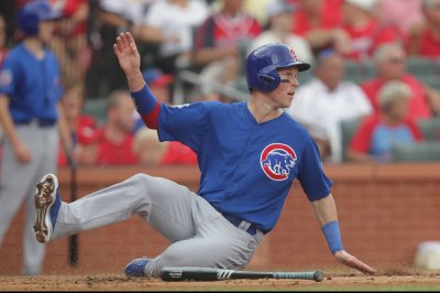 Oakland Athletics trade for Chicago Cubs' Chris Coghlan