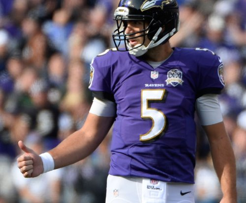 Baltimore Ravens QB Joe Flacco hopes to be healthy by training camp