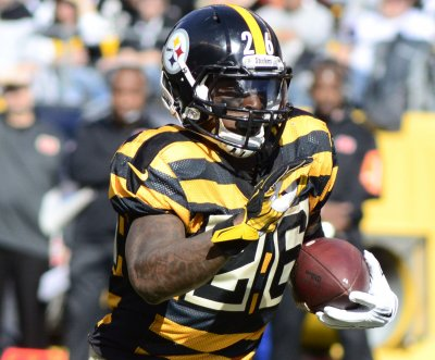 Pittsburgh Steelers RB Le'Veon Bell missed several drug tests