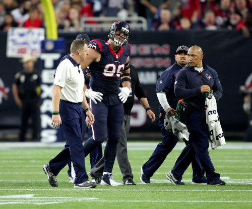 Houston Texans DE J.J. Watt gets back surgery, done for season