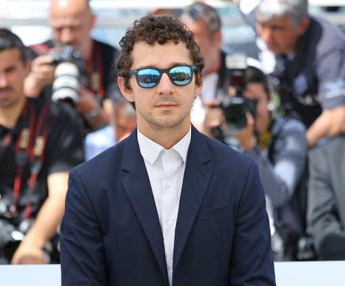 Shia LaBeouf moves anti-Trump performance piece to New Mexico