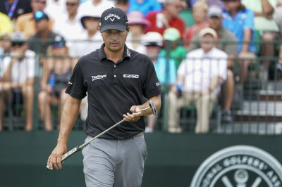 PGA Championship: Kevin Kisner holds early second-round lead