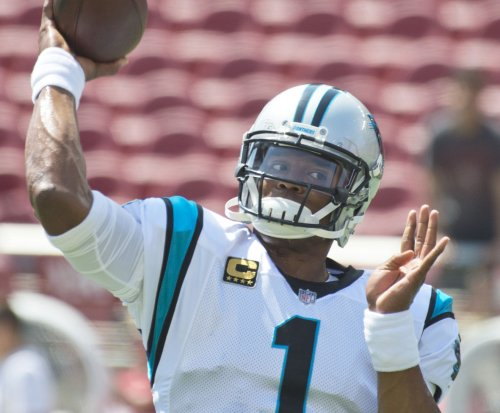 Cam Newton leads Carolina Panthers to road win over Detroit Lions