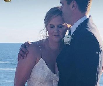 Amy Schumer denies pregnancy after surprise wedding