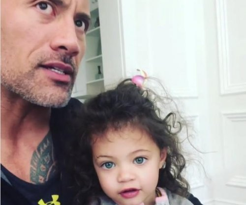 Dwayne Johnson celebrates Women's Day with daughter Jasmine