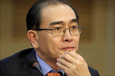 Report: Ex-North Korean diplomat resigns from South Korean think tank