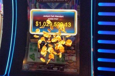 Tourist wins $1M in under 5 minutes at Las Vegas casino