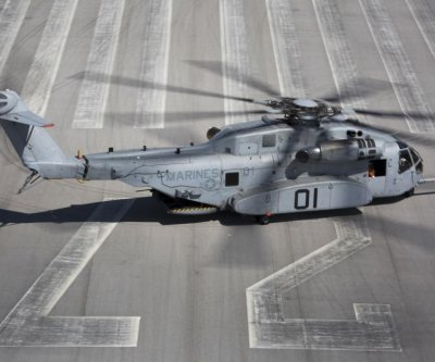 Sirkorsky awarded $17.9M modification for work on the H-53K