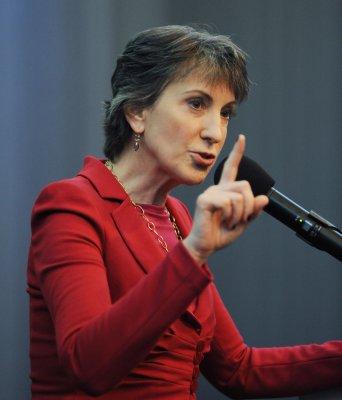 Sen. nominee Fiorina to remain in hospital
