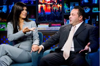 Teresa and Joe Giudice distant since sentencing