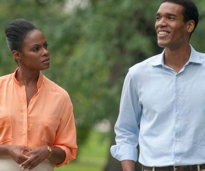 See Tika Sumpter as Michelle Obama in 'Southside with You' photo