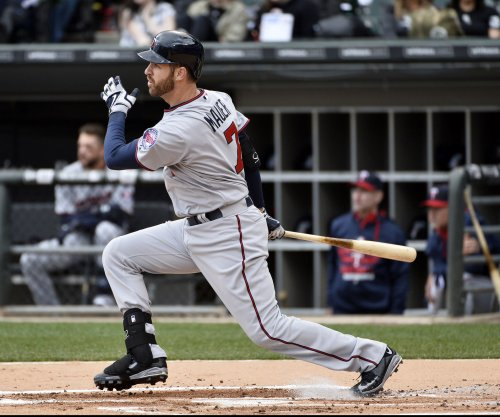 Minnesota Twins trying Joe Mauer at leadoff spot