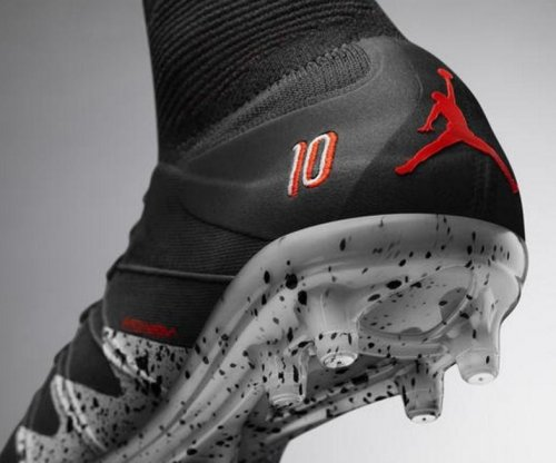 Neymar to be first player to wear Michael Jordan soccer shoe