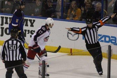 Brandon Dubinsky's OT tally pushes Columbus Blue Jackets past Pittsburgh Penguins