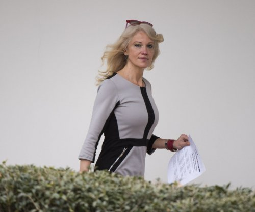 Trump names Kellyanne Conway's husband to Justice Dept. post