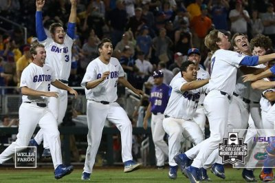 2017 College World Series: Florida Gators beat LSU Tigers to win first national baseball title