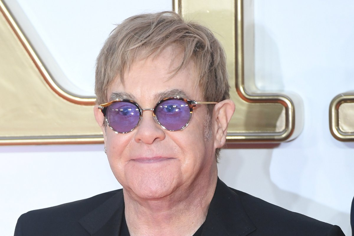 Image result for elton john 2018