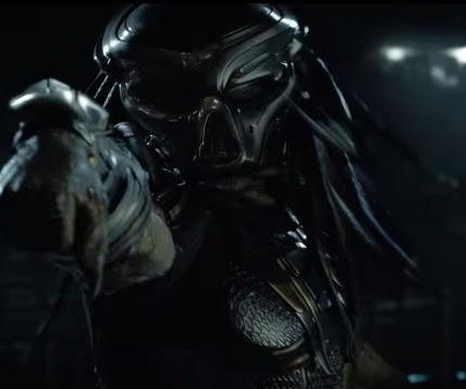 'The Predator' returns in first teaser trailer