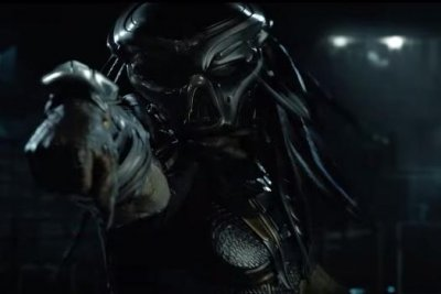 'The Predator' returns in first teaser trailer