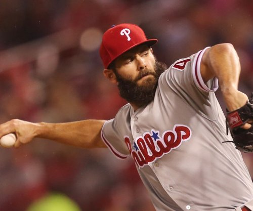 Frustrated Jake Arrieta back on the hill for Phils to face Brewers