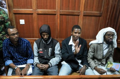 Kenyan court finds 3 men guilty of 2015 Garissa University attack