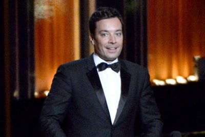 Jimmy Fallon says daughters love his new children's book