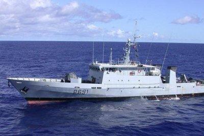 French patrol boats to guard economic zones, build 'European maritime capacity'