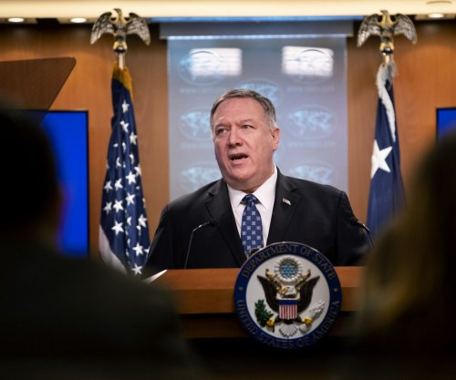 Pompeo: U.S. will deny China access to Americans' data