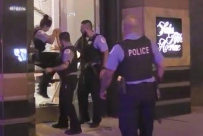 'Pure criminality': Chicago besieged by violence, looting
