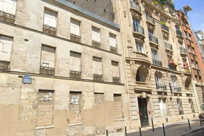 Officials investigate 30-year-old corpse found in Paris mansion