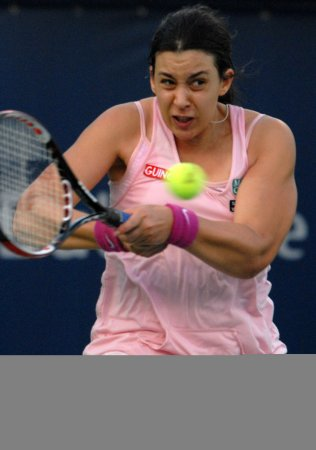 Upset bug bites Bartoli again
