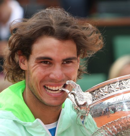 Nadal, Federer on top going to Wimbledon