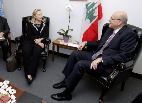 Mikati to represent Beirut at Syrian peace talks