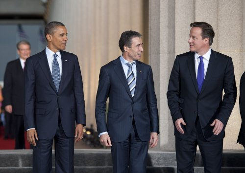 NATO 'respects' results of Scotland's independence referendum