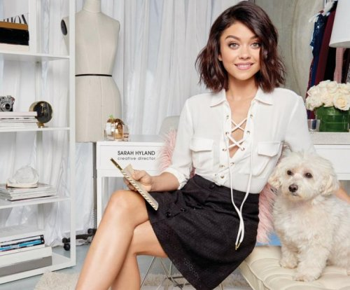 Sarah Hyland unveils first campaign as Candie's creative director