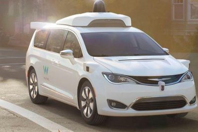 Google's Waymo unveils self-driving car with low-cost sensors