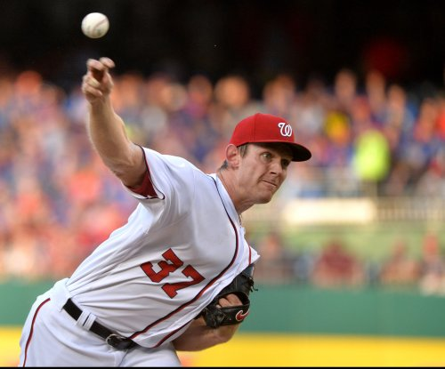 Stephen Strasburg named Washington Nationals' Opening Day starter