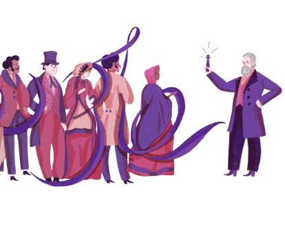 Google honors chemist Sir William Henry Perkin with new Doodle