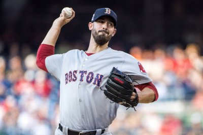 Boston's Rick Porcello looks to right himself vs. Mets