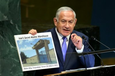 Israel's Netanyahu accuses Iran of hiding nuclear facility