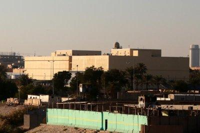 2 rockets hit Baghdad's Green Zone