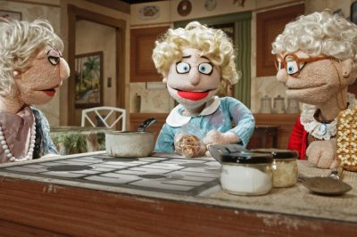 'That Golden Girl Show!' puppet parody to stream on Broadway on Demand