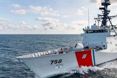 USCGC Stone, Coast Guard's newest cutter, passes acceptance trials