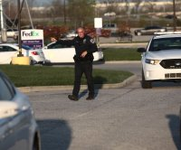 Police: 'Multiple people' injured in shooting at Indianapolis FedEx warehouse