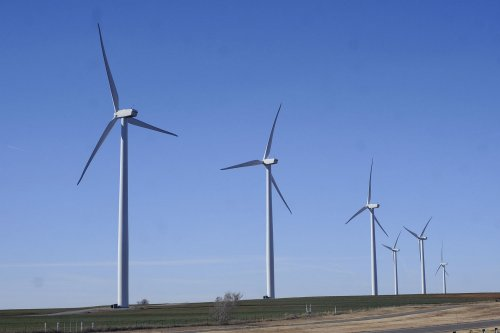 Michigan sees future in wind energy